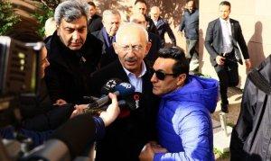 CHP Genel Başkanı Kılıçdaroğlu: 'Bu tezgahlar bizi yıldıramaz'