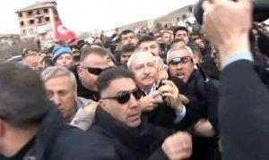 Kılıçdaroğlu'na saldırı olayının faili Çubuk Adliyesinde