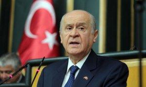 MHP Genel Başkanı Bahçeli Kılıçdaroğlu'na saldırıyı değerlendirdi