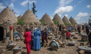 Kültür turizmi hızlı bir şekilde yukarıya çıkıyor