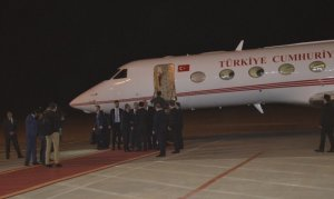Dışişleri Bakanı Çavuşoğlu Erbil'de