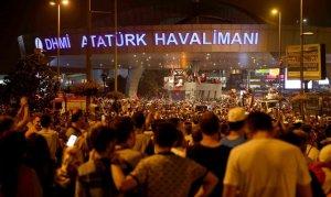 Atatürk Havalimanı'nı işgal davasında 150 sanık için müebbet talebi