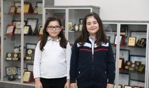 Sanko Okulları Öğrencileri Hem Çizdi Hem de Anlattı