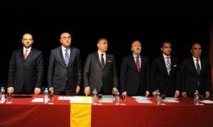Galatasaray'da mayıs divanı başladı