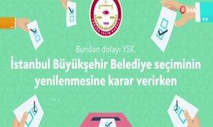 Cumhurbaşkanlığı Sözcüsü Kalın'dan İstanbul'daki seçime ilişkin paylaşım