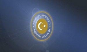 Dışişleri Bakanlığı Bağdat'ta yaşanan terör saldırısını kınadı