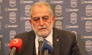 Saadet Partisi İstanbul seçimine aynı adayla girecek