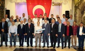 Sanko Holding Geleneksel İftar Yemeği Düzenledi