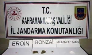 Kahramanmaraş'ta uyuşturucu operasyonu düzenlendi
