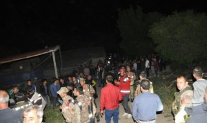 Afşin'de kaybolan Mustafa 8 Saat Sonra Bulundu