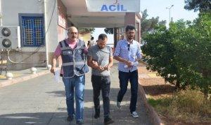 Kahramanmaraş'ta bir haftada 5 otomobil soyan hırsız tutuklandı