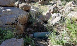 Van'da tespit edilen patlayıcı imha edildi