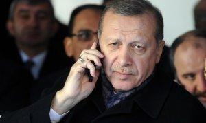 Cumhurbaşkanı Erdoğan, Barzani ile görüştü