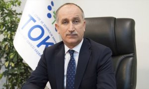 TOKİ Başkanı Bulut: TOKİ 140 yeni şantiye ile 120 bin kişiye iş imkanı sunacak