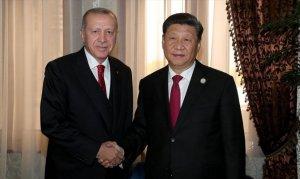 Türkiye ve Çin aynı vizyonu paylaşıyor