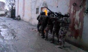 Cizre'de PKK/KCK operasyonu: 9 gözaltı