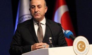 """Dışişleri Bakanı Çavuşoğlu'ndan AB'ye: """"AB Rumlara paylaşmayı öğretsin"""""""