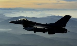 Irak kuzeyinde PKK hedefleri vuruldu