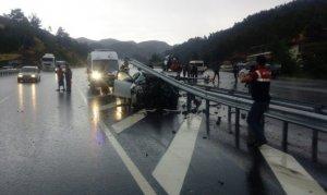 Kahramanmaraş'ta trafik kazası