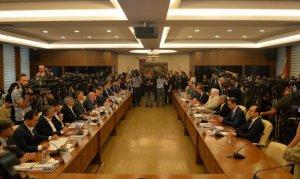 5'inci Dönem Toplu Sözleşme görüşmeleri başladı