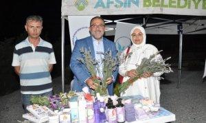 Kahramanmaraş'ta Lavanta Hasat Şenliği düzenlendi