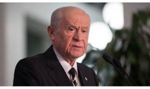 MHP Genel Başkanı Bahçeli: Bugün tedbir almazsak yarın bedel öderiz