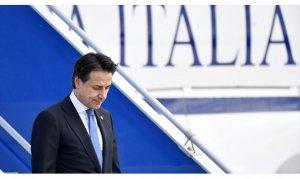 Conte'den koalisyon hükümeti açıklaması