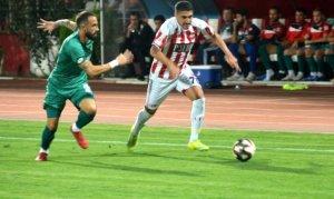 Kahramanmaraşspor: 2 - Etimesgut Belediyespor: 1