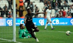Süper Lig: Beşiktaş: 2 - Aytemiz Alanyaspor: 0