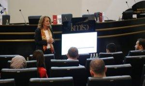 """KMTSO'da """"Uluslararası Ticari Sözleşmeler"""" semineri Yapıldı"""