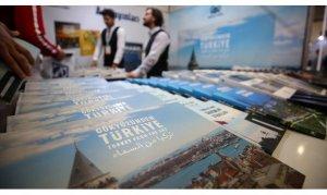 'Gökyüzünden Türkiye' 3 dilde İstanbul Kitap Fuarı'nda