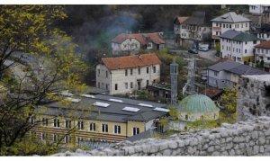 Bosna Hersek'teki tarihi medrese TİKA sayesinde eski görünümüne kavuşacak