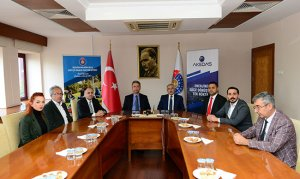 KSÜ ve AKEDAŞ Arasında İşbirliği Protokolü İmzalandı