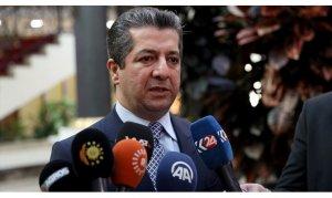 IKBY Başbakanı Barzani: Türkiye'nin Sincar'daki hedefi PKK