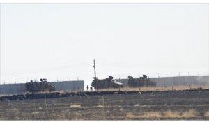 Fırat'ın doğusunda 15'inci ortak kara devriyesi tamamlandı