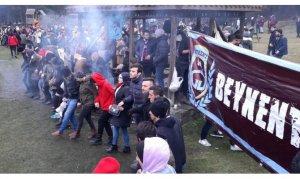 Abant'taki hamsi festivalinde öğrencilere 1 ton hamsi ikram edildi