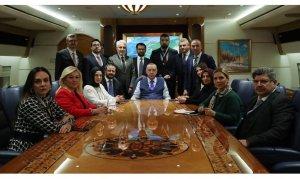 Cumhurbaşkanı Erdoğan: Libya'da Türkiye'nin mevcudiyeti barış umutlarını artırmıştır