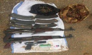 Eylem hazırlığındaki 4 PKK/YPG'li terörist yakalandı