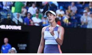 Avustralya Açık'ta Kenin'in finaldeki rakibi Muguruza oldu