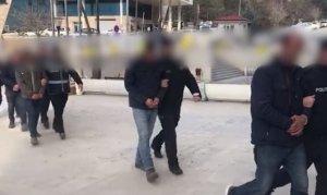 Elazığ'da hasarlı binalardan hırsızlığa 6 tutuklama