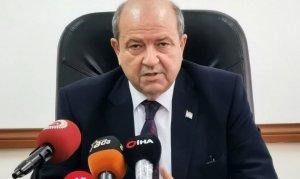 """KKTC Başbakanı Tatar: """"İngiltere'den direkt uçuşların başlaması mümkündür"""""""