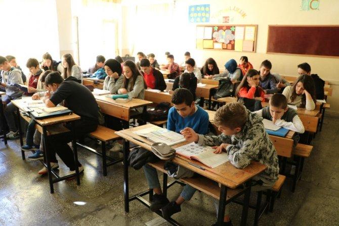 Kahramanmaraş'ta değerler eğitimi alan öğrenciler daha başarılı