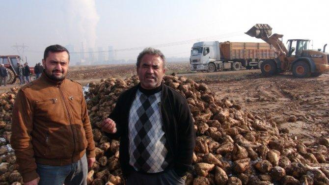Pancar çiftçisinin mağduriyeti gideriliyor