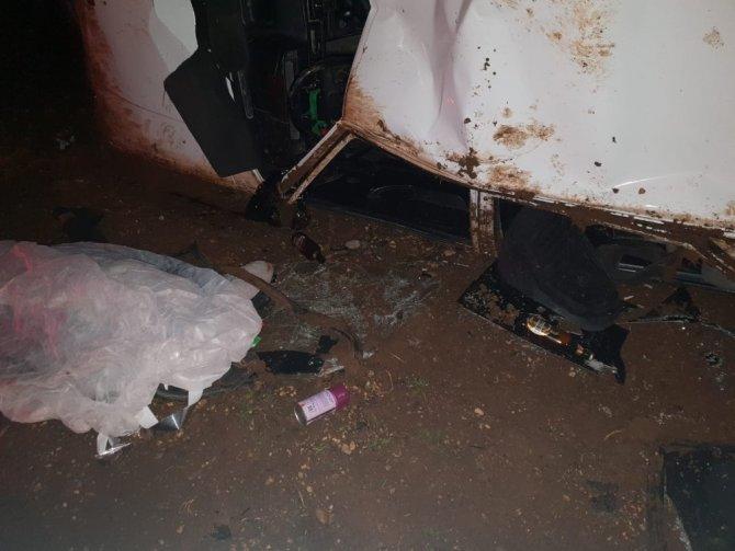 Kazanın adresi Pazarcık: 1 kişi öldü, 1 kişi yaralandı