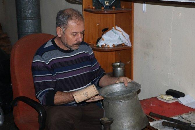 7 yaşından beri Osmanlıdan kalma geleneği devam ettiriyor