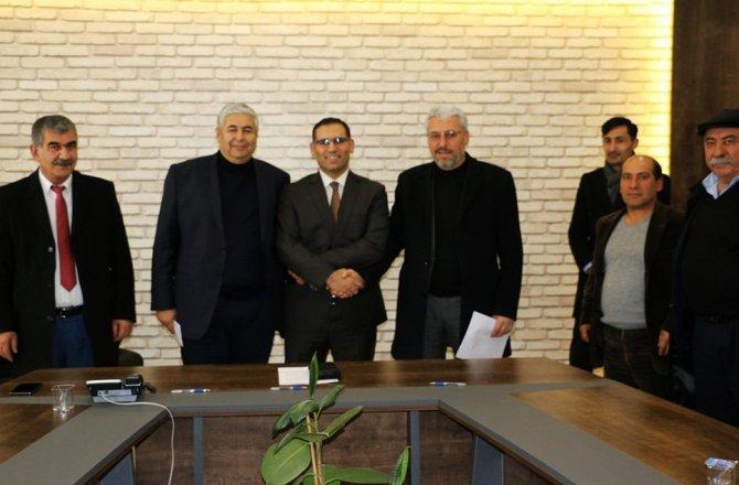 Yerel seçimler için centilmenlik protokolü imzaladı
