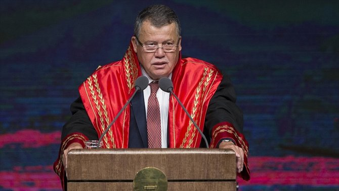 Yargıtay Başkanlığına İsmail Cirit yeniden seçildi