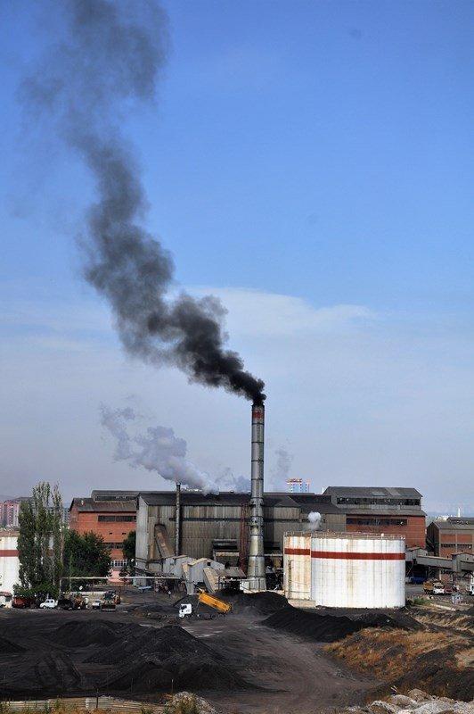 Çevreyi kirleten fabrikaya yazılan ceza dudak uçuklattı