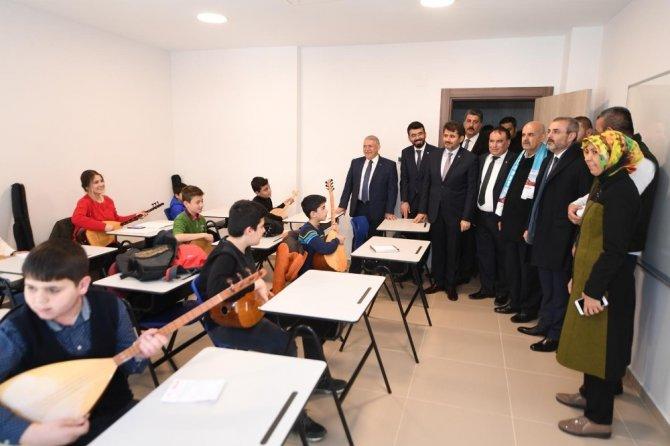 Şehit Serkan Yılmaz adı bilgi ve kültür evine verildi