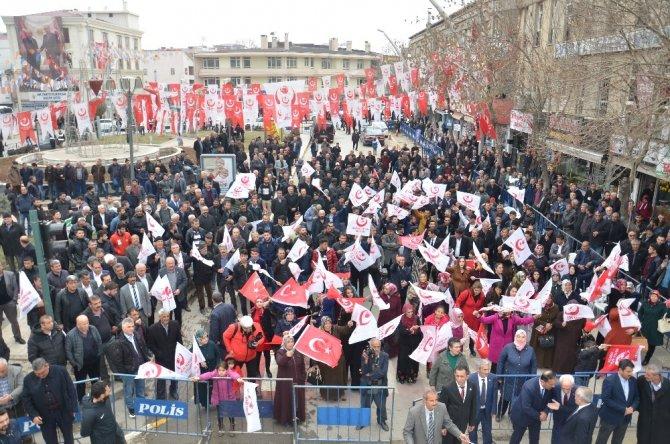 """BBP Genel Başkanı Destici: """"HDP'ye verilen seçim yardımı Kandil'e gidiyor"""""""